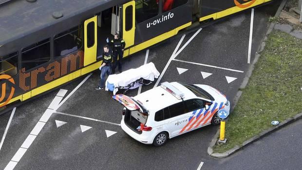 Ein Opfer von Utrecht