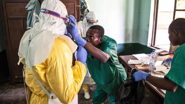 Ebola im Kongo
