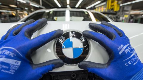 BMW München Vorarbeiter verbietet Türkisch