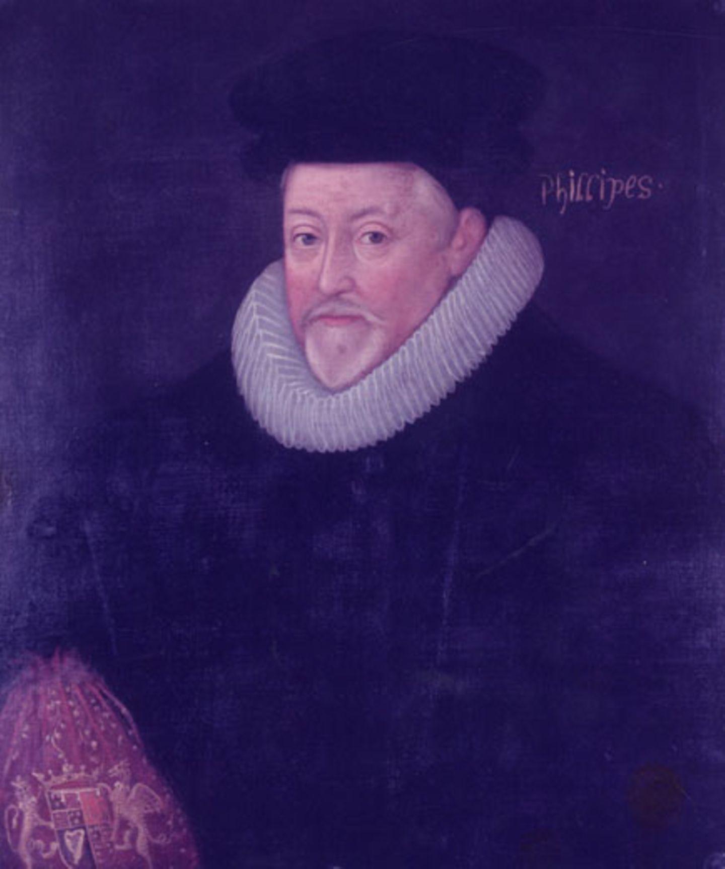 Speaker Sir Edward Phelips - 1604 Regel stoppt Brexit-Abstimmung