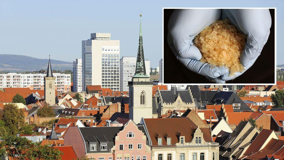Top 10 Europa: In diesen Städten wird das meiste Crystal-Meth-Spuren im Abwasser nachgewiesen