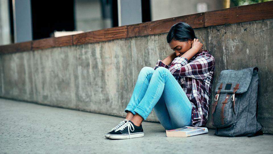 Depression: Petition für mehr Aufklärung an deutschen Schulen