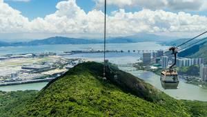 Hongkong baut sich künstliche Mega-Insel für 70 Milliarden Euro