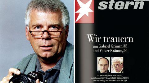 Ausstellung in Düsseldorf: Volker Krämer, ein Spezialist für die Wirklichkeit – die Anfänge des legendären stern-Fotografen