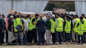 Die ersten Opfer des Anschlags in Christchurch werden beigesetzt