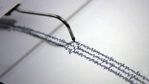Ein Seismograph