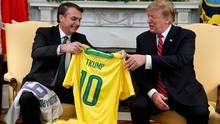 Bolsonaro und Trump