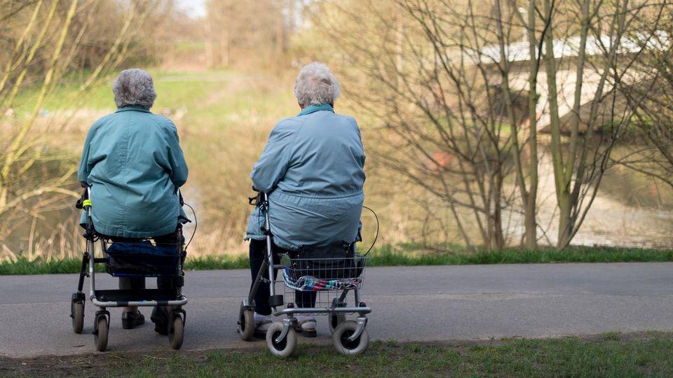 Unsichere Zukunft: Die Deutschen fürchten sich vor der Rente