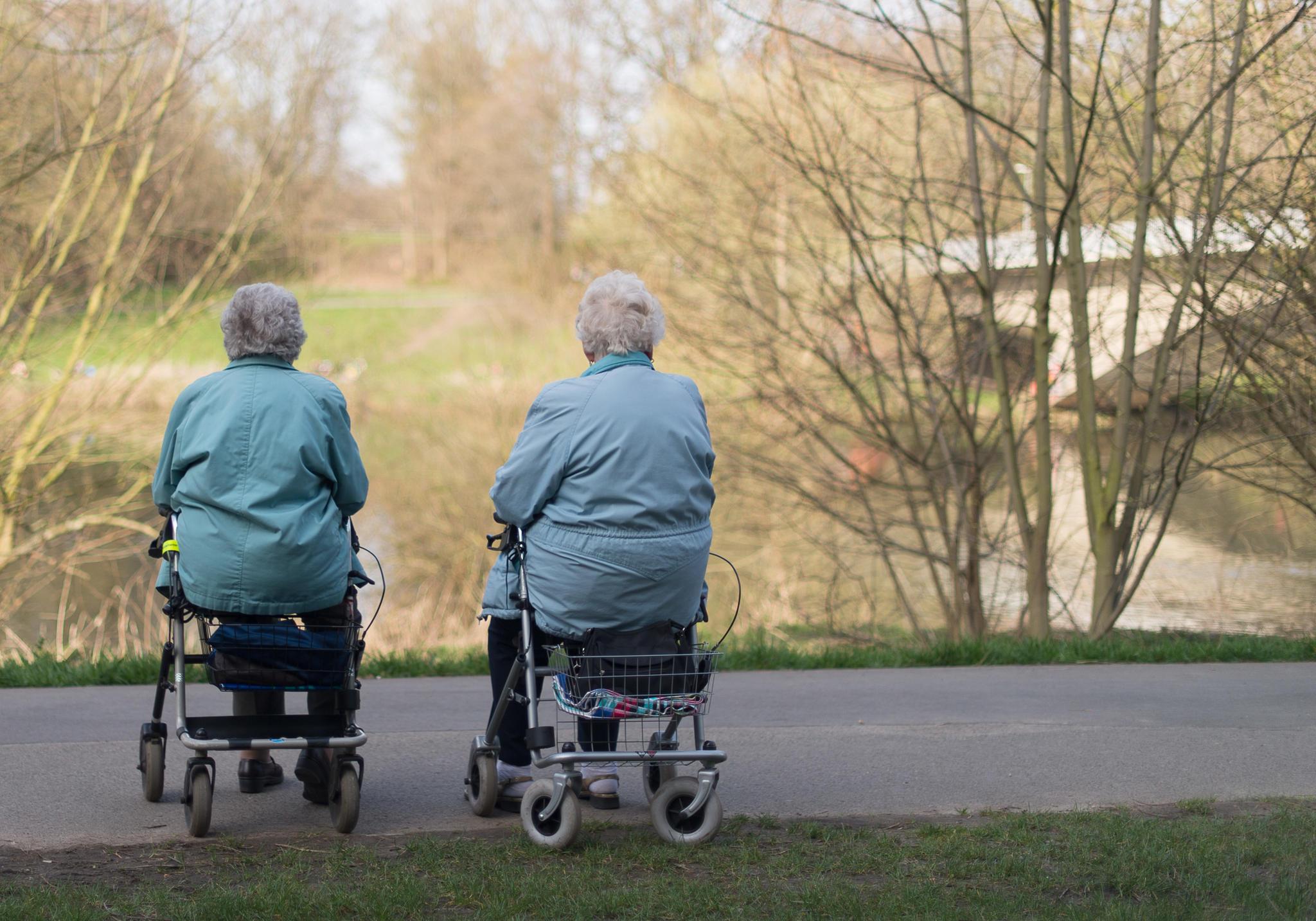 OECD-Studie: Deutschlands große Renten-Angst: Reicht das Geld am Ende?