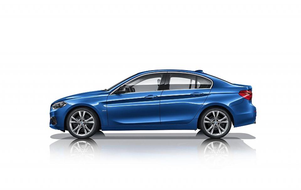 BMW 1er Limousine China