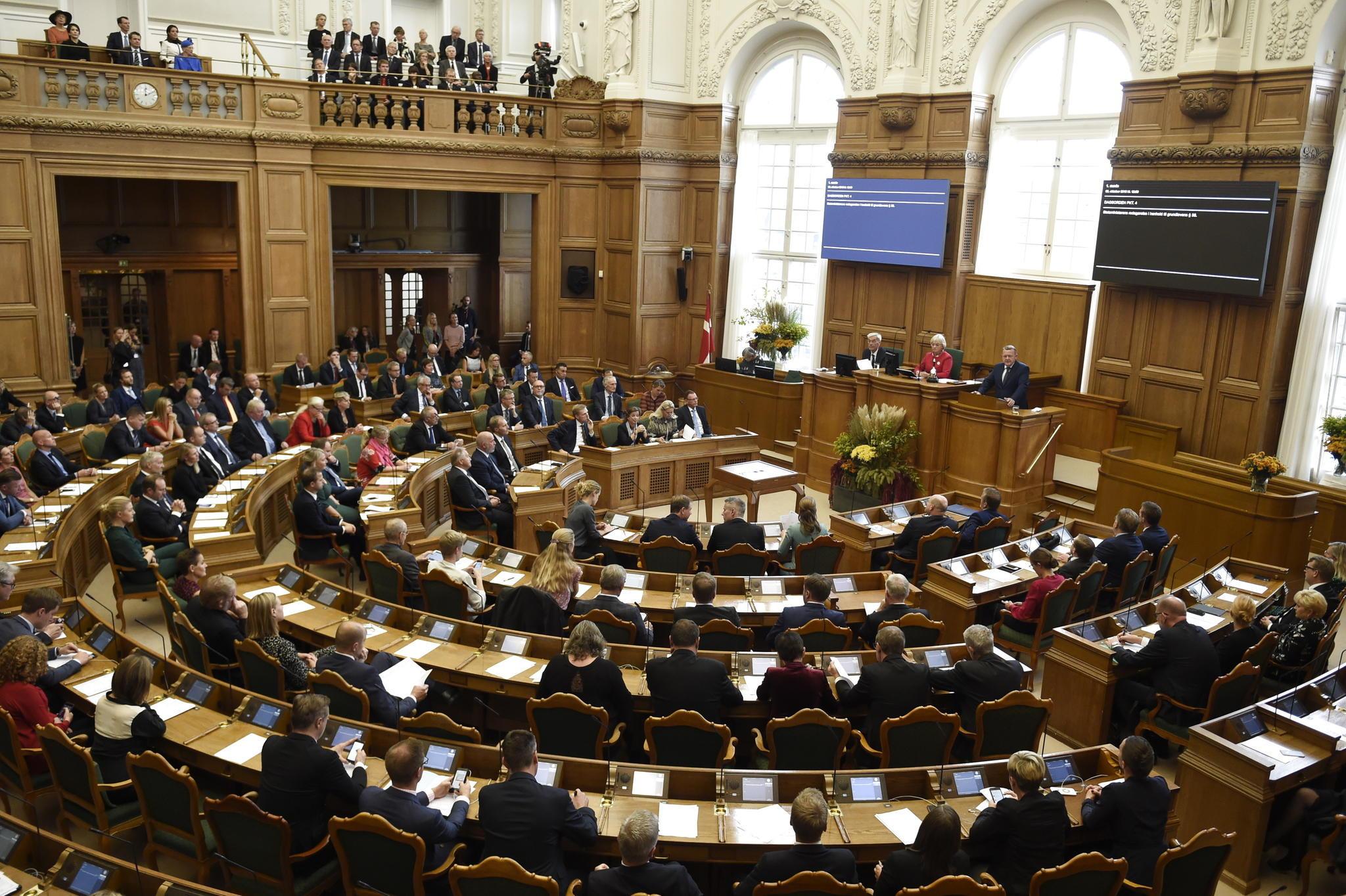 """Dänemark: Ihr Kind sei """"unerwünscht"""": Parlamentspräsidentin wirft Abgeordnete aus dem Saal"""