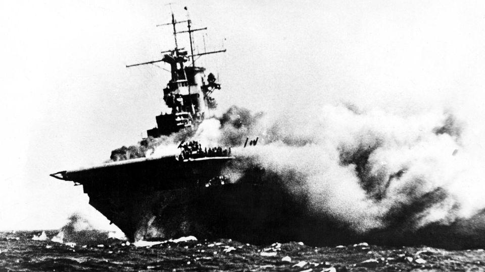 """Flugzeugträger """"USS Wasp"""""""