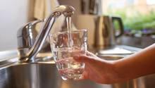Leitungswasser hat in Deutschland eine sehr gute Qualität