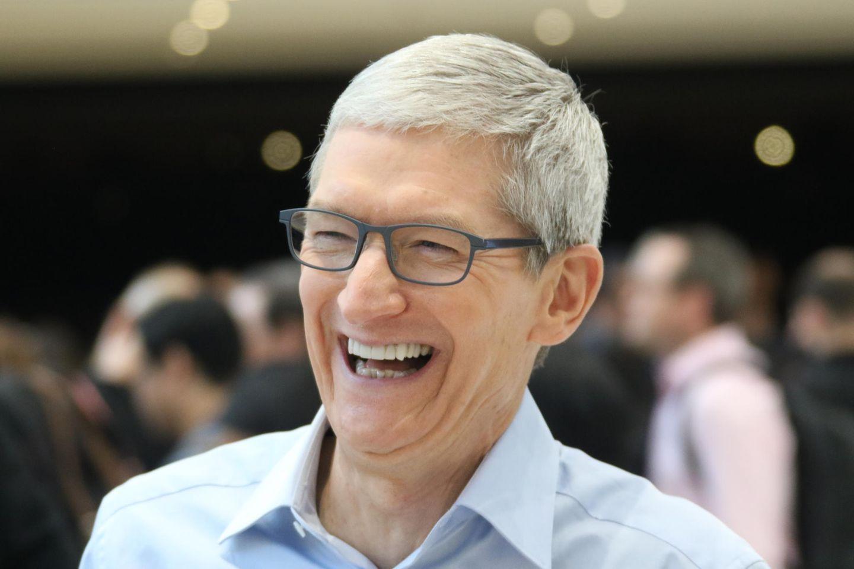 Adventskalender im März: Apple-Chef Tim Cook hat das Marketing von Meister Steve Jobs gelernt