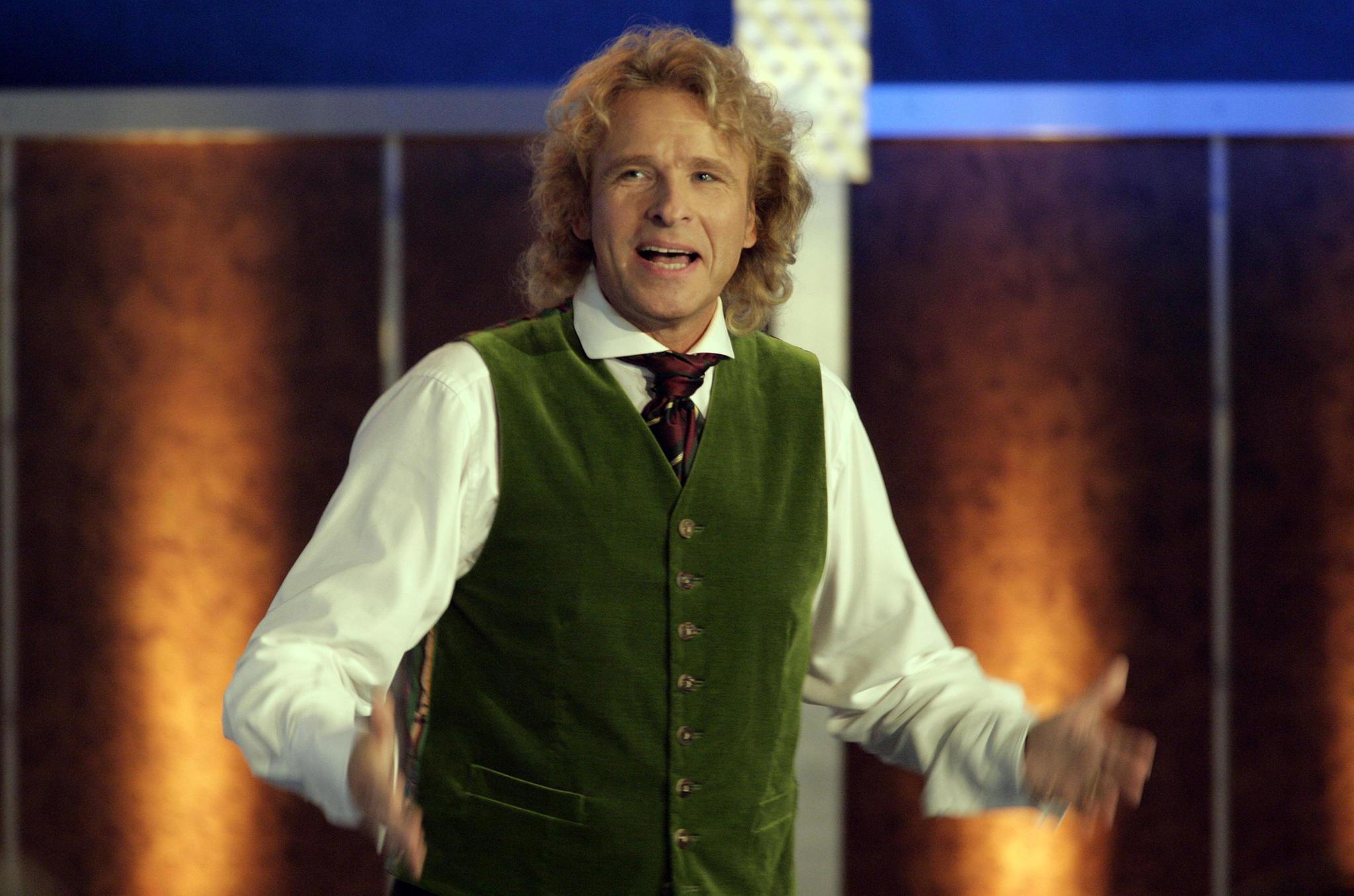 """Bestätigt: Er macht's noch einmal: Thomas Gottschalk kehrt auf die """"Wetten, dass...?""""-Bühne zurück"""