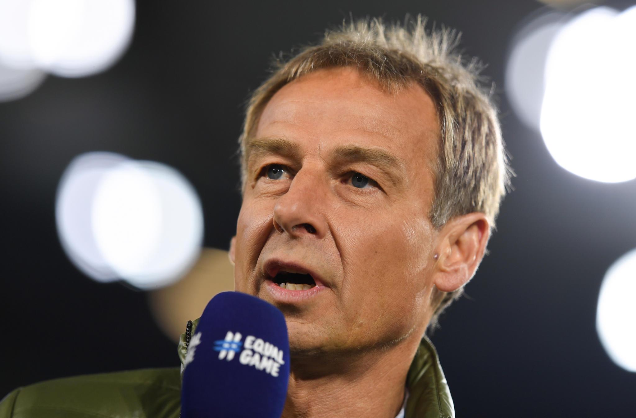 Sport kompakt: Klinsmann gibt sich als Kritiker der Nationalelf ganz handzahm