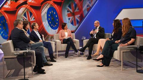 Maischberger - TV-Kritik - Brexit