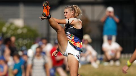 Tayla Harris - Sexismus - Australian Rules Football