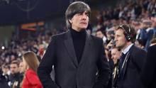Joachim Löw hat mit dem DFB-Team noch viel Arbeit vor sich