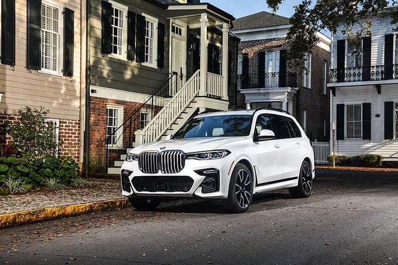 BMW X7 xDrive 50i - das neue Topmodell der X-Linie