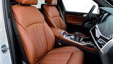 BMW X7 xDrive 50i - bequeme Komfortsitze in Reihe eins