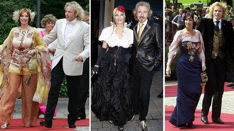 Stylewatch: Die Gottschalks sind getrennt - wer liefert uns jetzt solche Outfits?