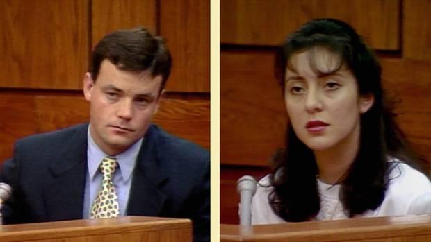 Lorena und John Wayne Bobbitt