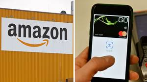 Apple Pay und Amazon