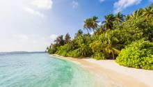 Traumhafte Strände locken im Indischen Ozean