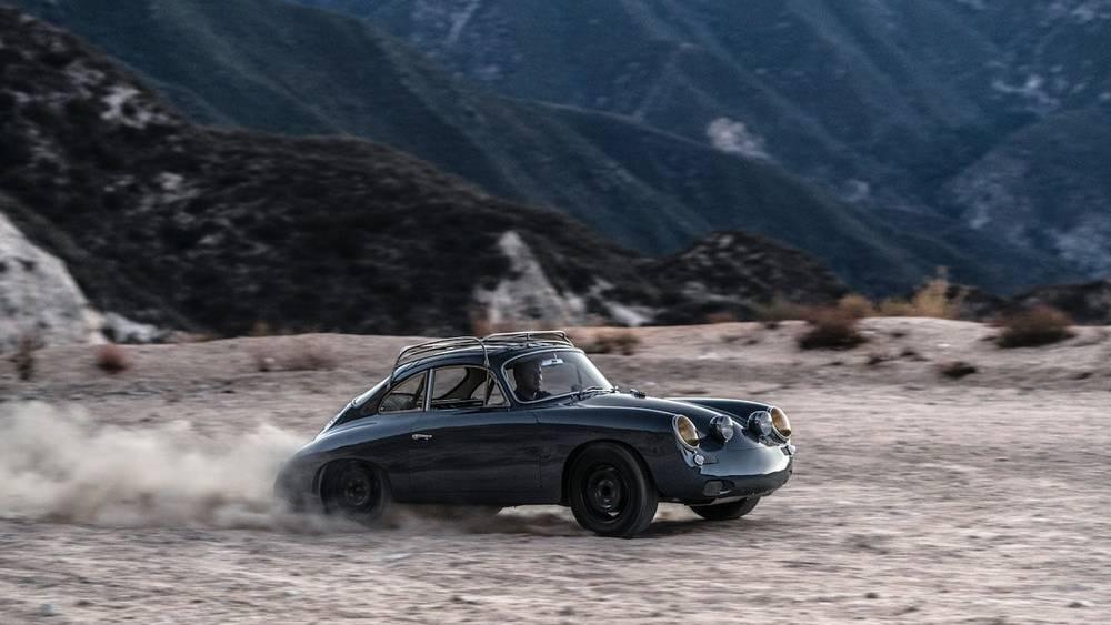Porsche-Umbau: Emory AllRad – der coolste Porsche der Welt