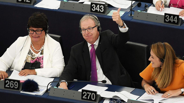 CDU-Politiker Axel Voss gilt als Vater der EU-Urheberrechtsreform
