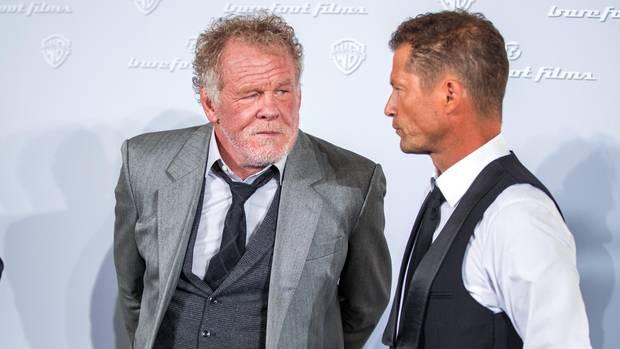 Nick Nolte (l.) hätte für die Rolle einen Oscar verdient, findet sein Regisseur Til Schweiger