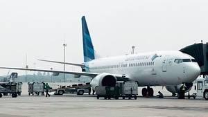 Boeing 737 Max Garuda Airline