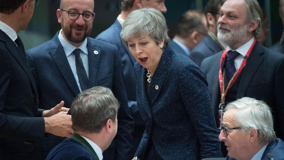 EU-Gipfel Brexit
