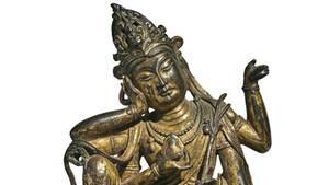 Buddha-Figur - Flohmarkt - Auktion - Sothebys