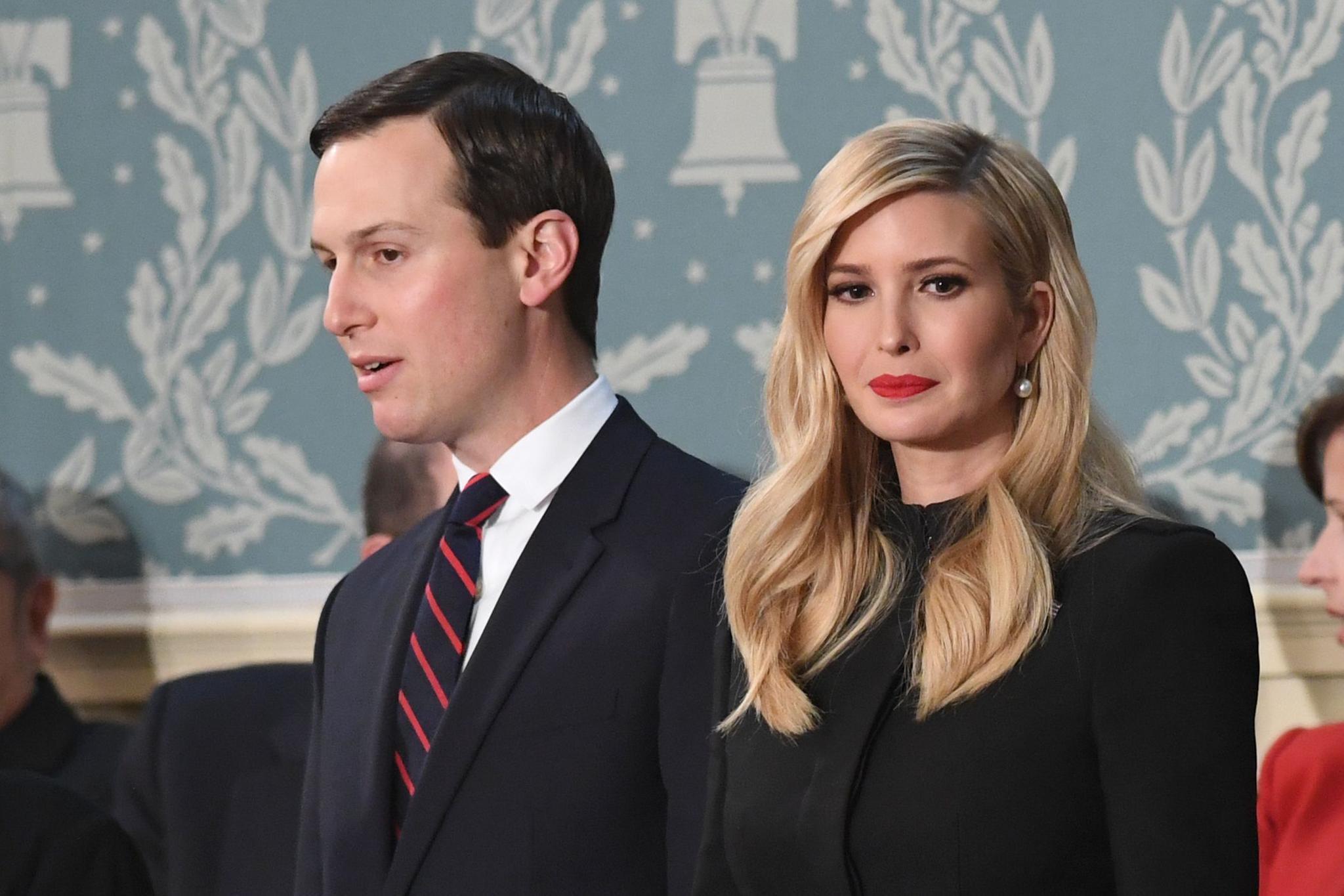 Vorwürfe von Kontrollausschuss: Wie Hillary Clinton: Jared Kushner und Ivanka Trump sollen im Job Privataccounts genutzt haben