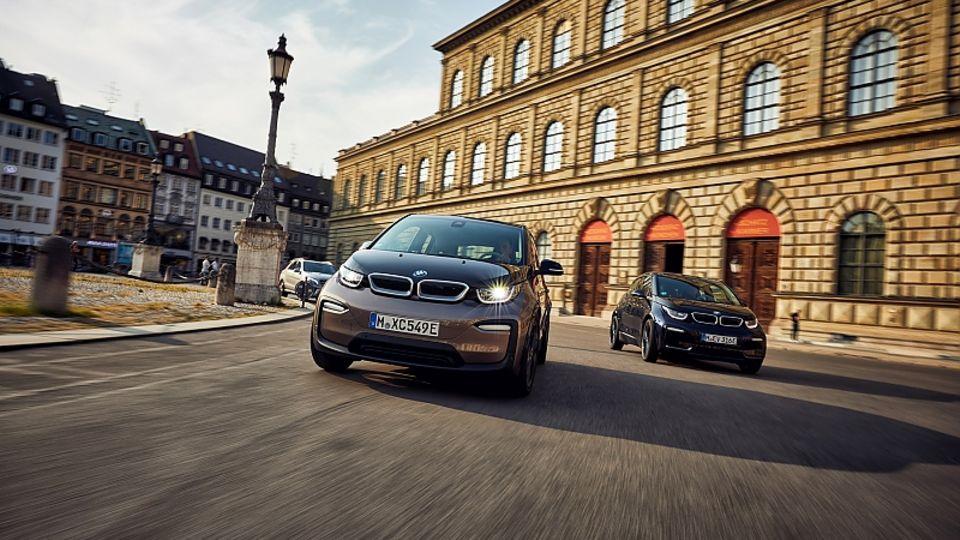 BMW i3 120 Ah / 42 kWh