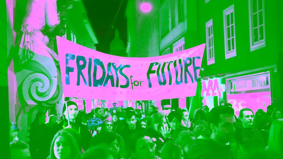 Fridays for Future in Graz, Österreich
