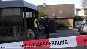 Ermittlungen in Schönberg nach tödlichen Schüssen auf Mutter in Silvesternacht