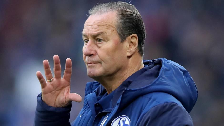 Huub Stevens ist als Trainer zum FC Schalke 04 zurückgekehrt