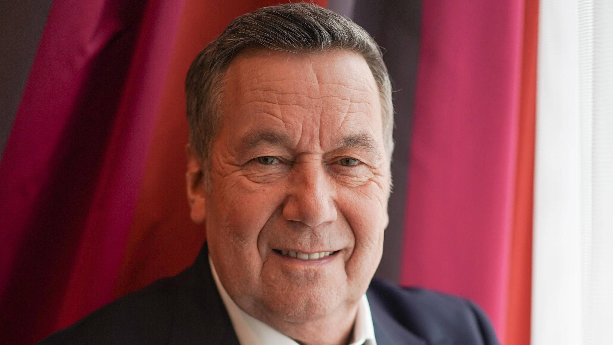 Roland Kaiser: Der Schlagersänger ist mit 66 Jahren