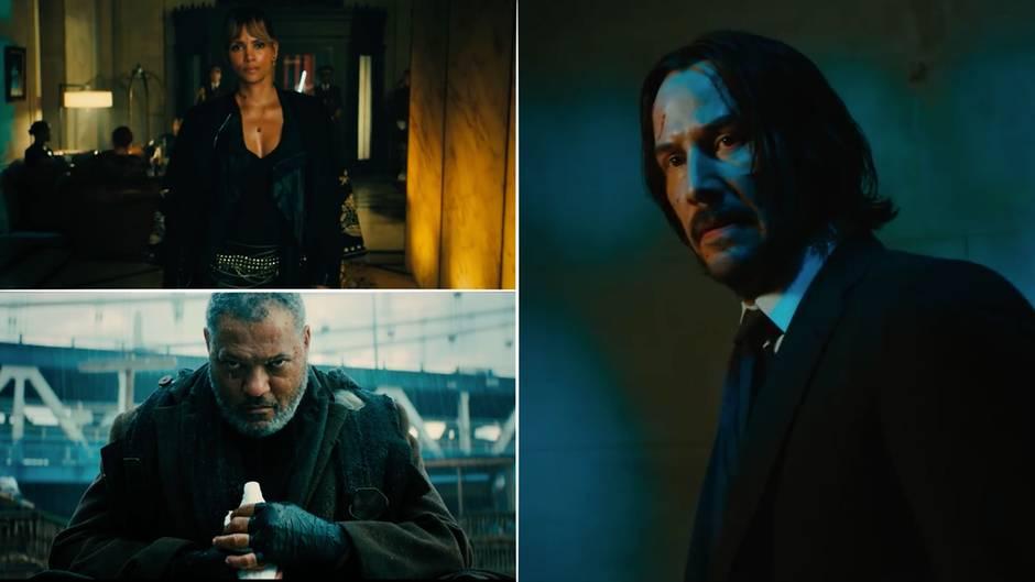 Trailer: John Wick 3 Parabellum