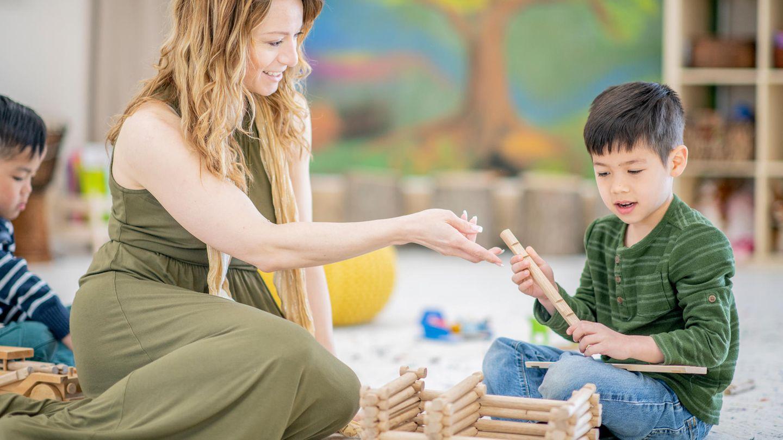 Paradox: Gerade Eltern aus dem Silicon Valley vertrauen auf natürliche Erfahrungenin der Erziehung.
