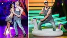 """Christina Luft und Oliver Pocher bei """"Let's Dance"""""""
