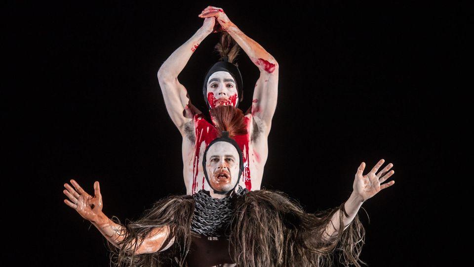 """""""Rom"""" im Thalia Theater in Hamburg"""