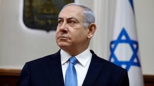 Benjamin Netanjahu verkürzt seine USA-Reise wegen eines Raketenangriffs in Israel