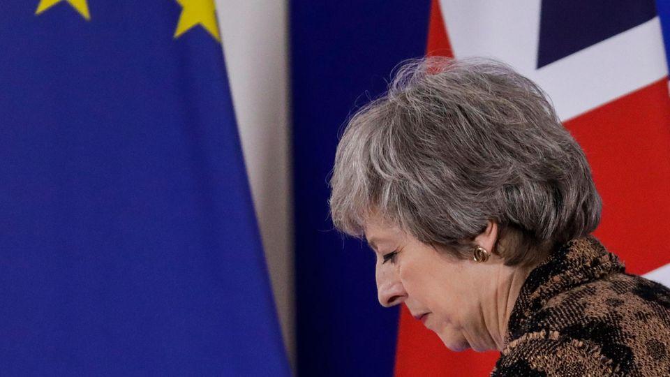 Schicksalswoche für Theresa May und den Brexit