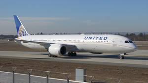 Eine Boeing von United Airlines musste in Neukaledonien notlanden (Symbolbild)