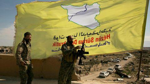Letzte Bastion der Terrormiliz Islamischer Staat (IS) in Syrien wurde eingenommen