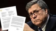 Im Zweifel gegen den Zweifel: die heikle Rolle von Justizminister William Barr in der Russland-Affäre
